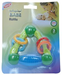 Babe Baby Rattle
