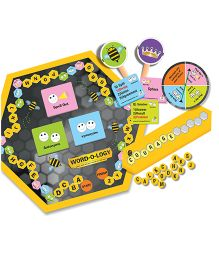 Happy Kidz Board Game Word - O - Logy Kids Educational Game