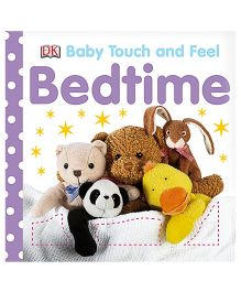 Penguin Bedtime Touch And Feel Book - English