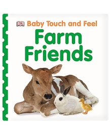 Baby Touch and Feel Farm Friends - English