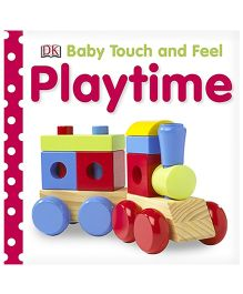 Baby Touch And Feel Playtime - English