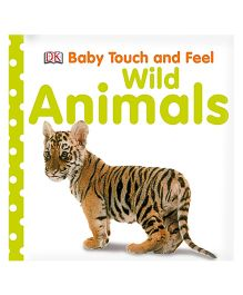 Baby Touch and Feel Wild Animals - English