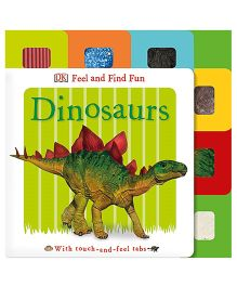 Feel And Find Fun Dinosaur - English