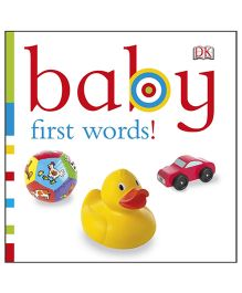 Chunky Baby First Words - English
