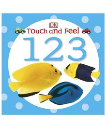 Touch And Feel 123 - English