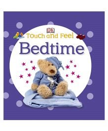 Touch And Feel Bedtime - English