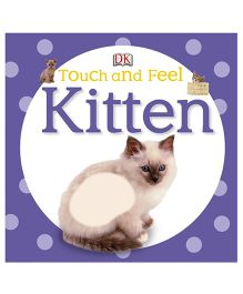 Touch And Feel Kitten - English