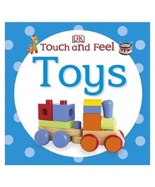 Touch And Feel Toys - English
