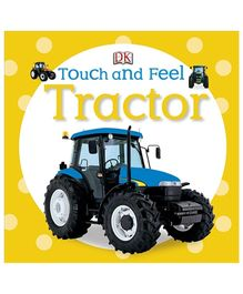 Touch And Feel Tractor - English