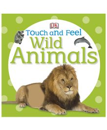 Touch And Feel Wild Animals - English