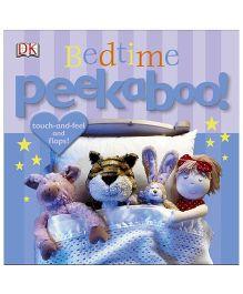 Peekaboo! Bedtime Flap Book - English