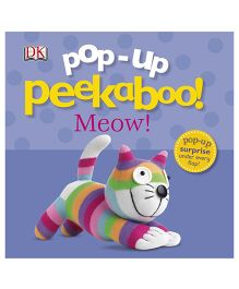 Pop-Up Peekaboo Meow! - English