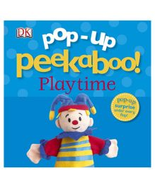 Pop-Up Peekaboo! Playtime - English