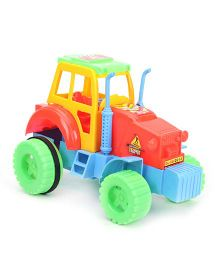 Kids Zone Friction Toy Nissan Tractor