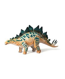 Geoworld Jurassic Action Stegosaurus Figure - Multi Colour