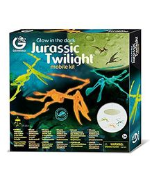 Geoworld Glow In Dark Jurassic Twilight Mobile Kit