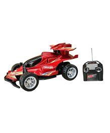 Adraxx Futuristic Super Racing RC Car - Red