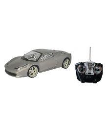 Adraxx Sports Remote Controlled Car Toy - Silver