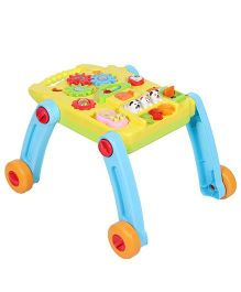 2-in-1 Activity Walker Yellow - 869-15
