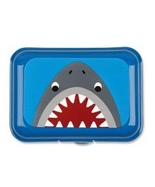 Stephen Joseph Snack Box Shark - Blue