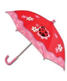 Stephen Joseph Umbrella Ladybug - Red