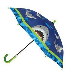 Stephen Joseph Umbrella Shark - Blue