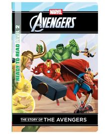 The Story Of The Avengers - English