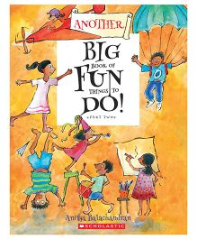 Another Big Book Of Fun Things To Do - English