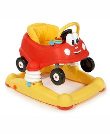 Little Tikes Cozy Coupe Activity Walker Red & Yellow - 992261