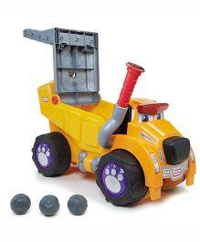 Little Tikes Big Dog Truck Yellow & Black - 635762