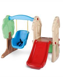 Little Tikes Hide & Seek Climber & Swing Multi Color - 630293