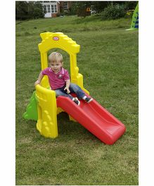 Little Tikes Climb N Slide Playhouse Yellow & Red - 170935