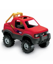 Little Tikes Sports Truck 4 x 4 Red & Black - 172540