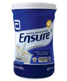Ensure Vanilla Nutritional Powder - 400 gm Jar