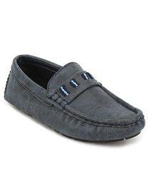Doink Loafers Slip On - Light Navy