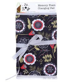 Ju.Ju.Be Memory Foam Changing Pad Lotus Lullaby Print -