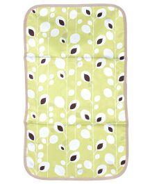 Ju.Ju.Be Light Changing Pad Morning Vines Print - Green