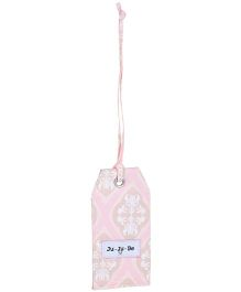 Ju.Ju.Be Be Tagged Bag Tag Blush Frosting Print - Pink