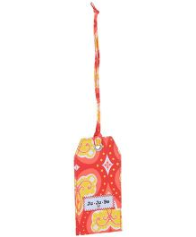 Ju.Ju.Be Be Tagged Bag Tag - Red And Yellow