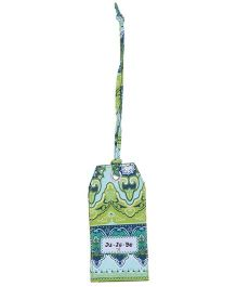 Ju.Ju.Be Be Tagged Bag Tag Sea Glass Print - Green