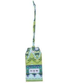 Ju.Ju.Be Be Tagged Bag Tag Sea Glass Print - Green