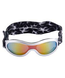 Xtreme Elements Kids Sunglasses - Silver