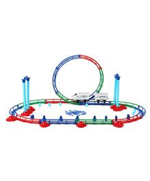 Mitashi Dash Roller Coaster Bullet Train Medium - Multi Color