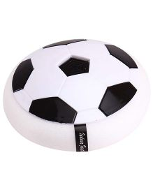 Mitashi Skykidz Air Hover Soccer - White  & Black