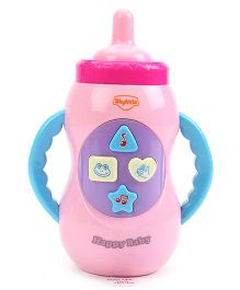 Mitashi Skykidz Musical Bottle Shape Toy - Pink