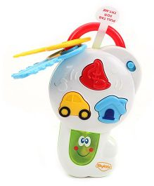 Mitashi Skykidz Musical Car Key Toy