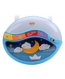 Mitashi Skykidz Lullaby Moon Night Light - Blue