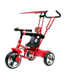 Toyhouse 4 in 1 Luxury Tricycle - Red