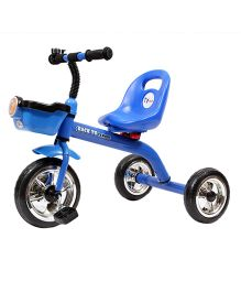 Toyhouse Simple and Heavy Duty Tricycle - Blue