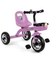 Toyhouse Simple and Heavy Duty Tricycle - Pink
